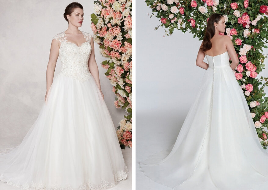 Sincerity Bridal and Sweetheart Gowns Collections: dazzling gowns that will suit all shapes and sizes